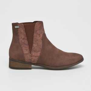 Roxy Magasszárú cipő női barna