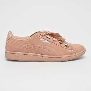 Puma Cipő Vikky Ribbon S női rózsaszín