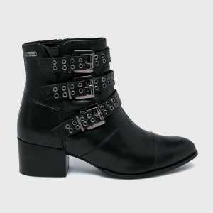 Pepe Jeans Magasszárú cipő Waterloo Berlin női fekete