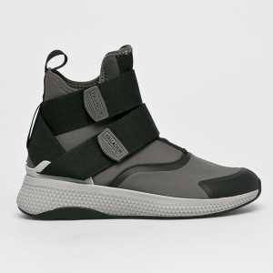 Palladium Magasszárú cipő női szürke