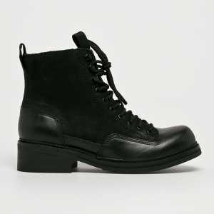 G-Star Raw Magasszárú cipő női fekete