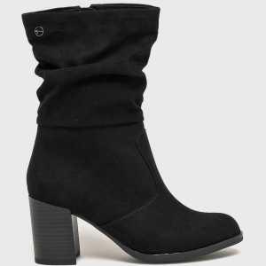 Tamaris Magasszárú cipő női fekete