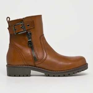 Marco Tozzi Magasszárú cipő női barna