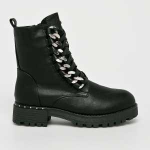 Haily's Magasszárú cipő Ketty női fekete