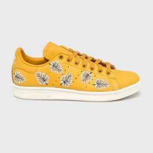 adidas Originals Cipő Stan Smith női sárga
