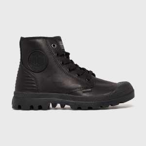 Palladium Magasszárú cipő női fekete