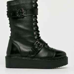 Gioseppo Magasszárú cipő női fekete