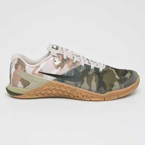 Nike Cipő Metcon férfi oliva színű
