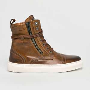Pepe Jeans Cipő Mlt Boot férfi aranybarna
