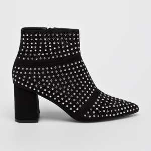Medicine Magasszárú cipő Secret Garden női fekete