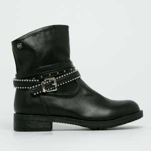 XTI Magasszárú cipő női fekete