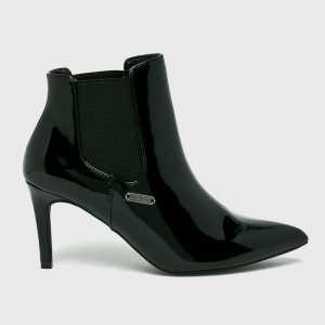 Pepe Jeans Magasszárú cipő női fekete