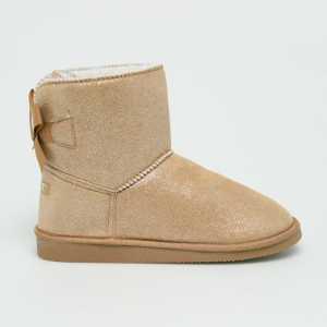 Haily's Magasszárú cipő Clea női bézs