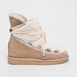 Gioseppo Magasszárú cipő női krém