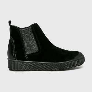 Jana Magasszárú cipő női fekete