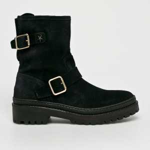 Tommy Hilfiger Magasszárú cipő női sötétkék