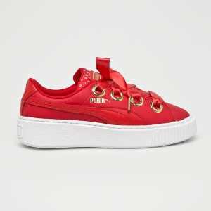 Puma Cipő női piros