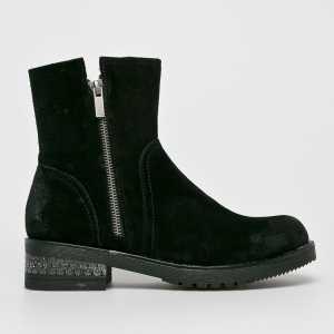 American Club Magasszárú cipő női fekete