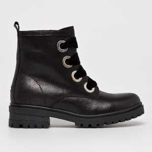 Tommy Jeans Magasszárú cipő női fekete