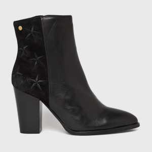 Tommy Hilfiger Magasszárú cipő női fekete