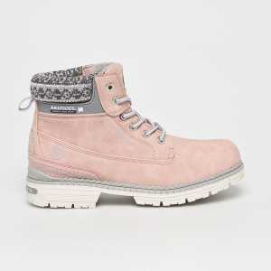 American Club Magasszárú cipő női rózsaszín