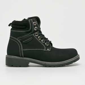 Haily's Magasszárú cipő Pia női fekete