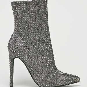 Steve Madden Magasszárú cipő Wifey női ezüst