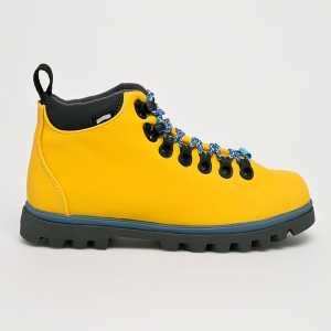 Native Magasszárú cipő női sárga