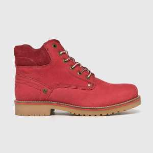 Wrangler Cipő női piros