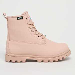 Native Magasszárú cipő női rózsaszín