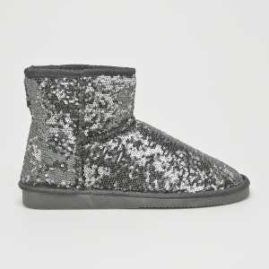 Haily's Magasszárú cipő női ezüst