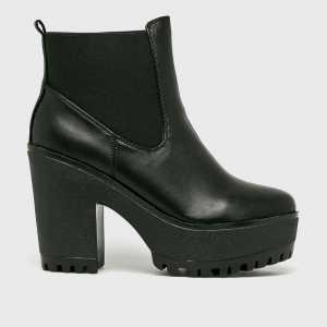 Answear Magasszárú cipő Spot On női fekete