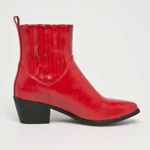 Public Desire Magasszárú cipő női piros