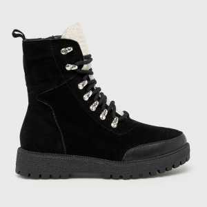 Truffle Collection Magasszárú cipő női fekete