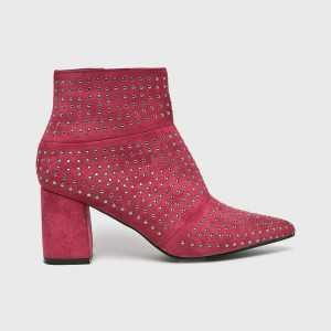 Medicine Magasszárú cipő Basic női lila-rózsás