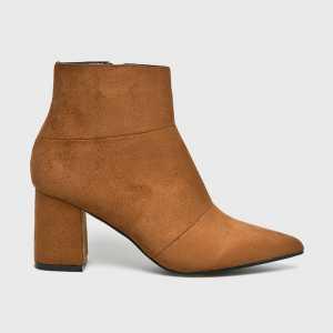 Medicine Magasszárú cipő Basic női aranybarna