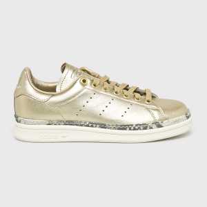 adidas Originals Cipő Stan Smith New Bold W női arany