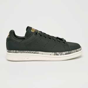 adidas Originals Cipő Stan Smith New Bold női fekete
