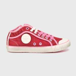 Pepe Jeans Sportcipő Industry Basic 19 női piros