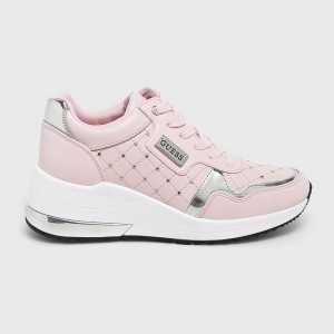 Guess Jeans Cipő Janetta női rózsaszín