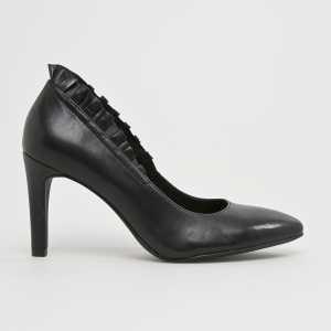 Tamaris Sarkas cipő x Marcel Ostertag női fekete