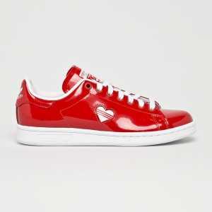 adidas Originals Cipő Stan Smith női piros