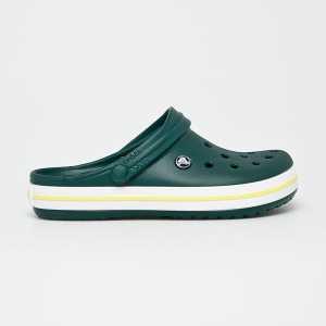 Crocs Papucs cipő férfi sötét zöld