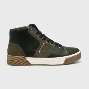 Tommy Hilfiger Cipő férfi zöld