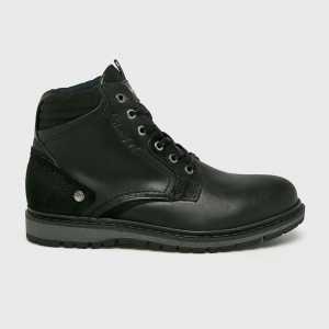 Wrangler Cipő Miwouk férfi fekete