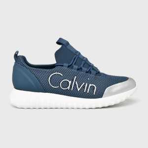 Calvin Klein Jeans Cipő férfi acélkék
