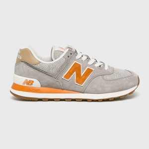 New Balance Cipő ML574MDG férfi szürke