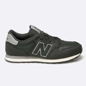 New Balance Cipő férfi sötét zöld